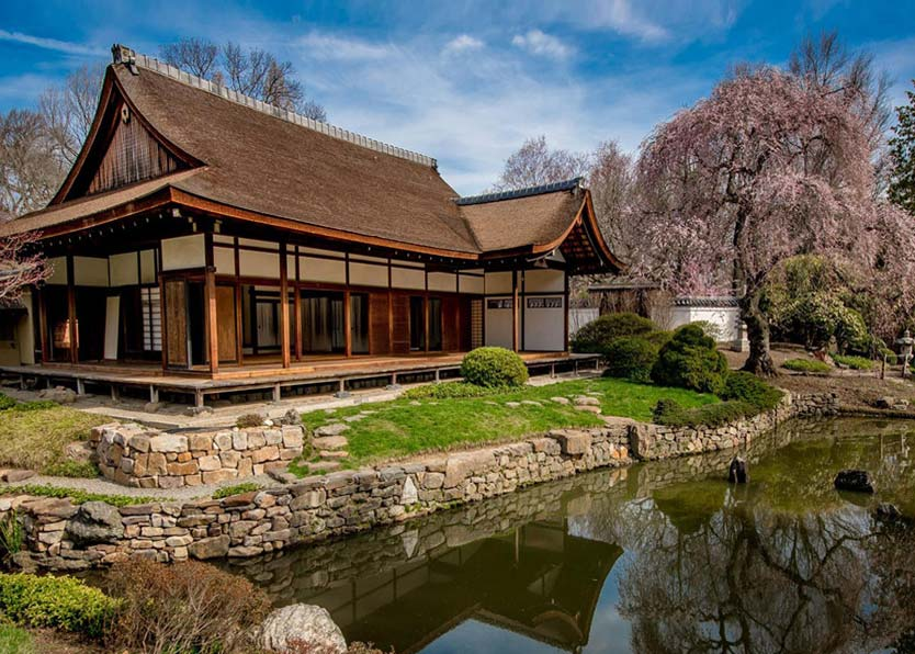 ©  Visit Philadelphia , Shofuso Japanese House and Garden