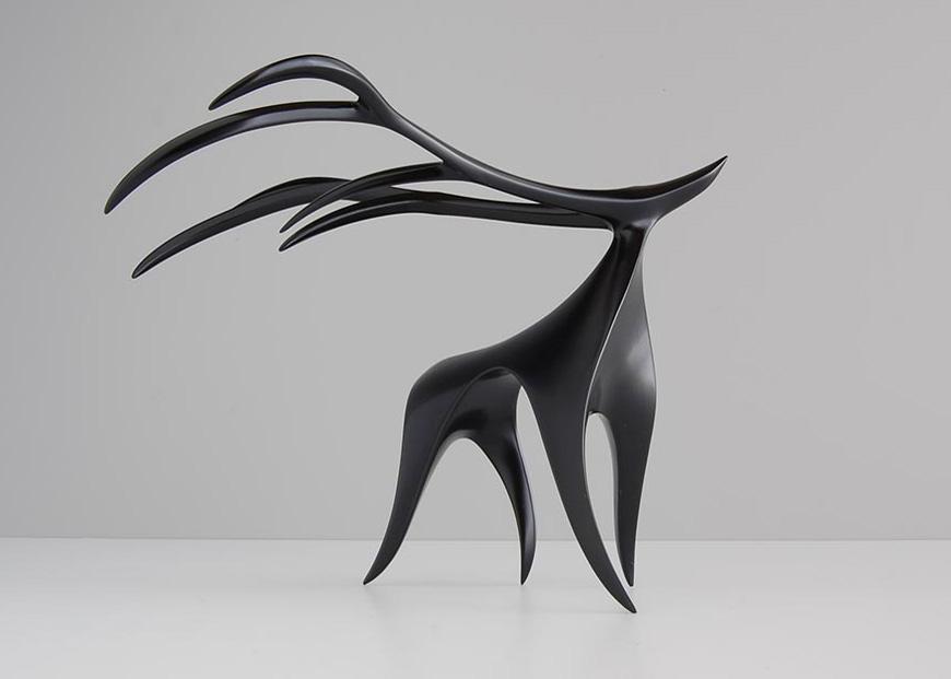 © Yoshihiko Murata,  Wish Upon the Night Sky , Lacquer Sculpture