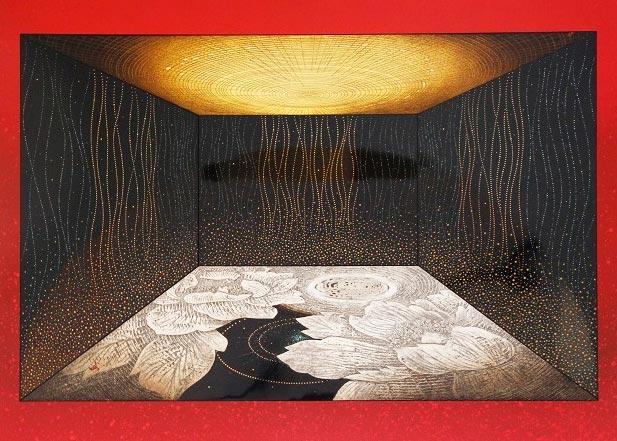 © Koken Murata, Meditation Room