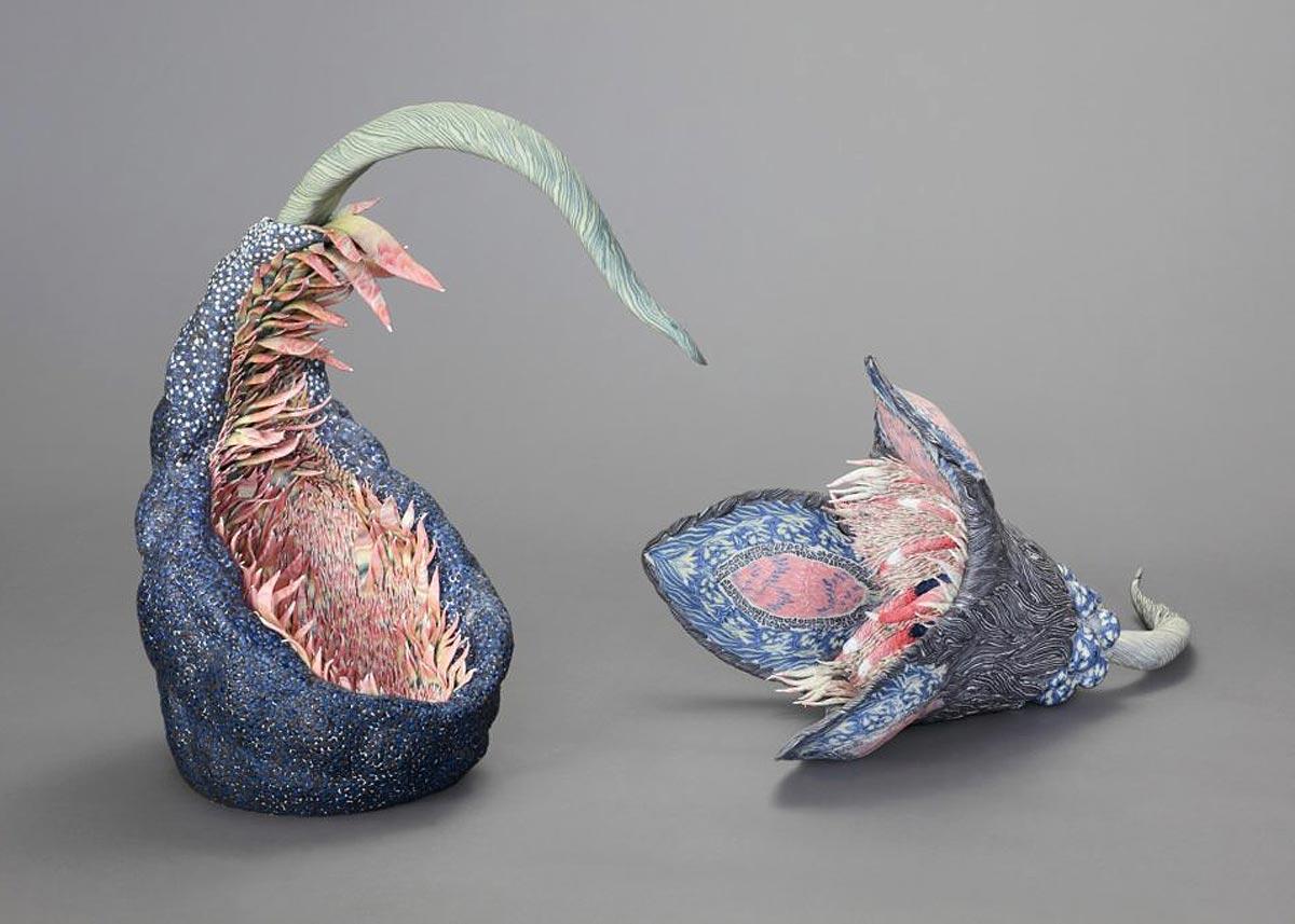 © Tomoko Konno, Creature, 2011,  Onishi Gallery