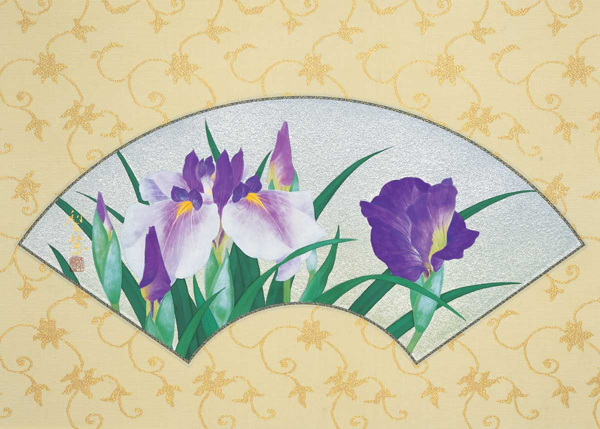 © Rieko Morita, Iris, 2010. All rights reserved.