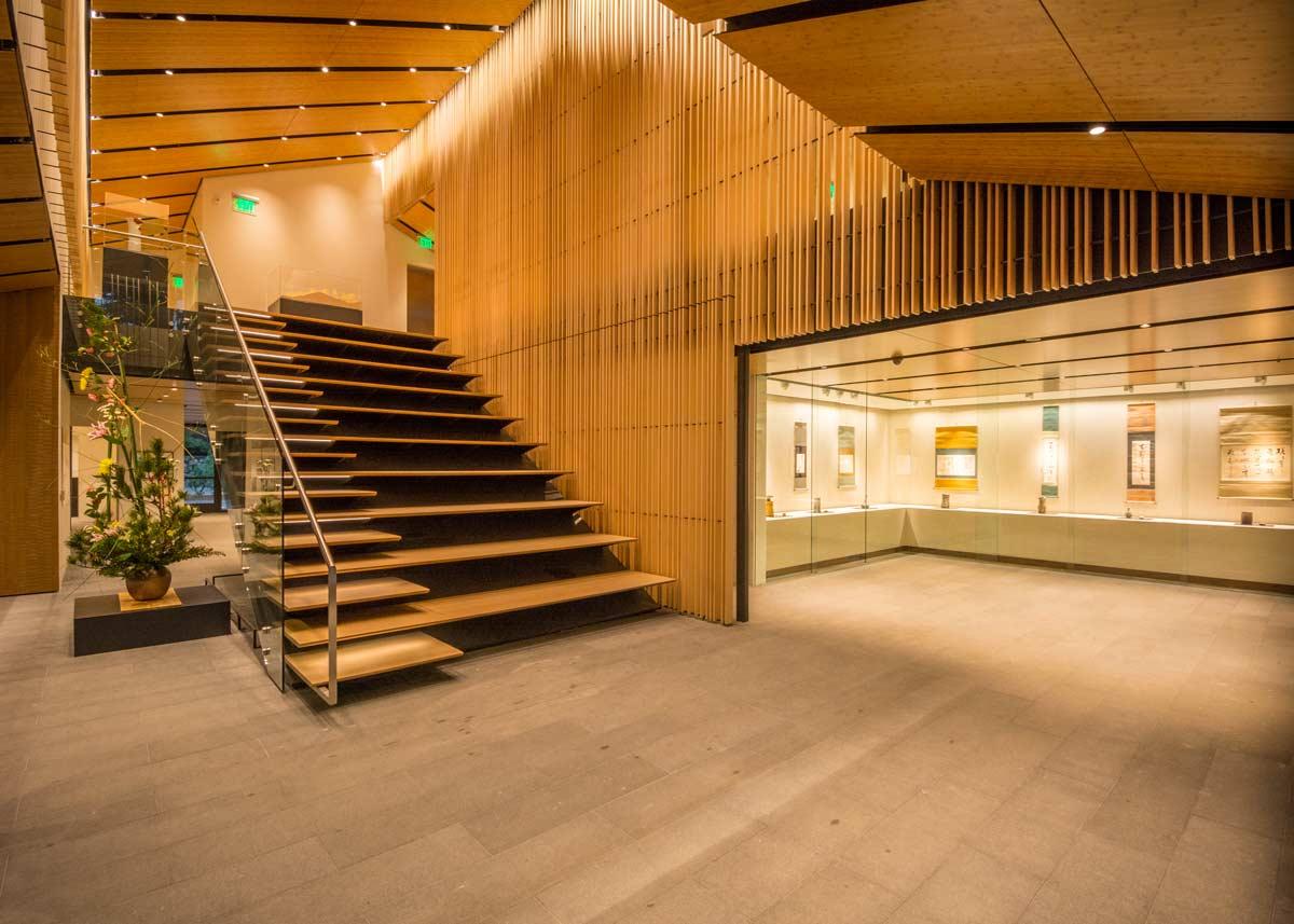 © Bruce Forster, Jordan Schnitzer Japanese Art Learning Center