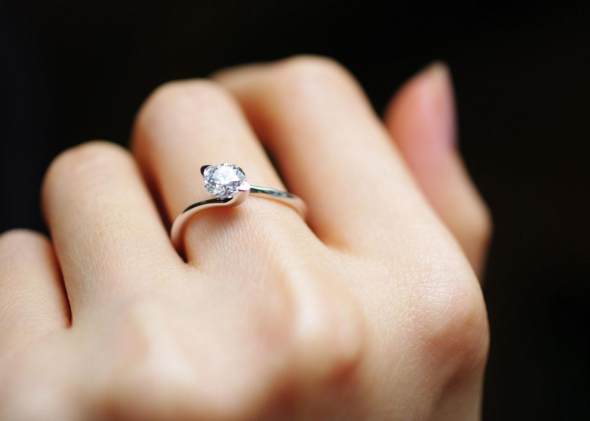 ©  Yinqiao Hu  / Creative Commons, Diamond Ring