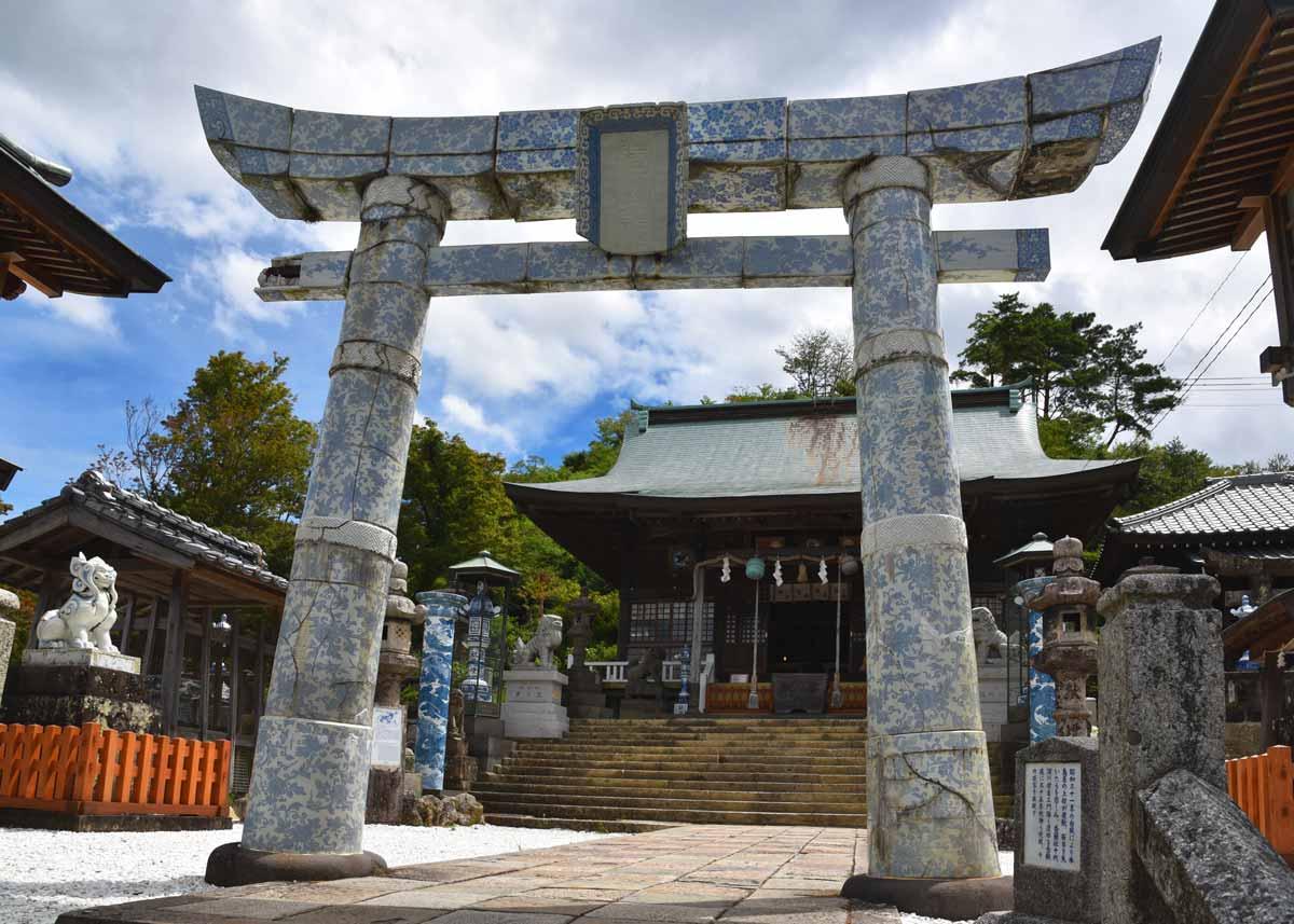 © Japan Objects, Touzan Shrine, Arita