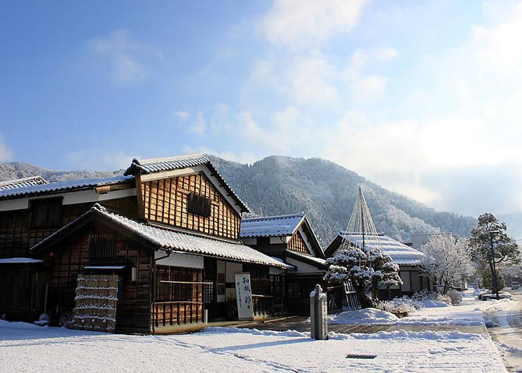 © Echizen Washi Village