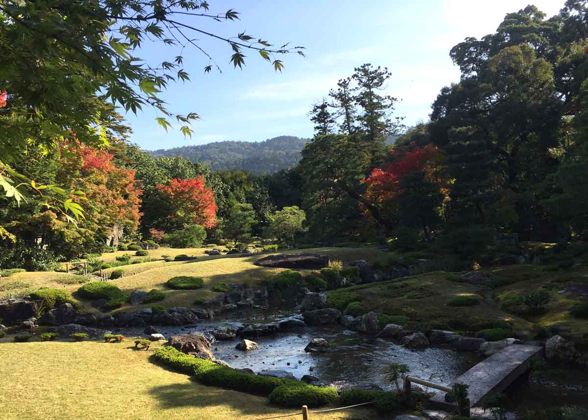 © Japan Objects, Murin-an Villa Garden