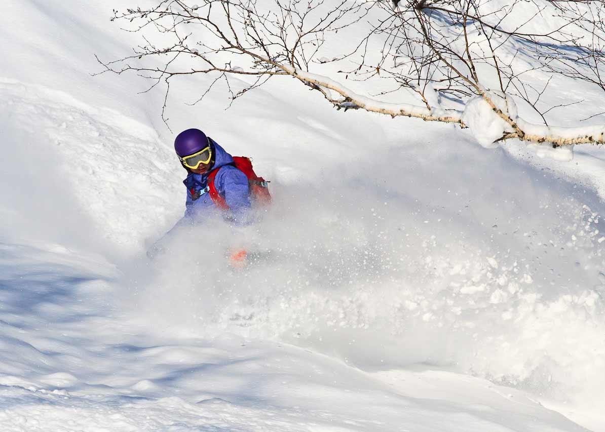 ©  Michael Holler  /  Creative Commons , Snowboarding