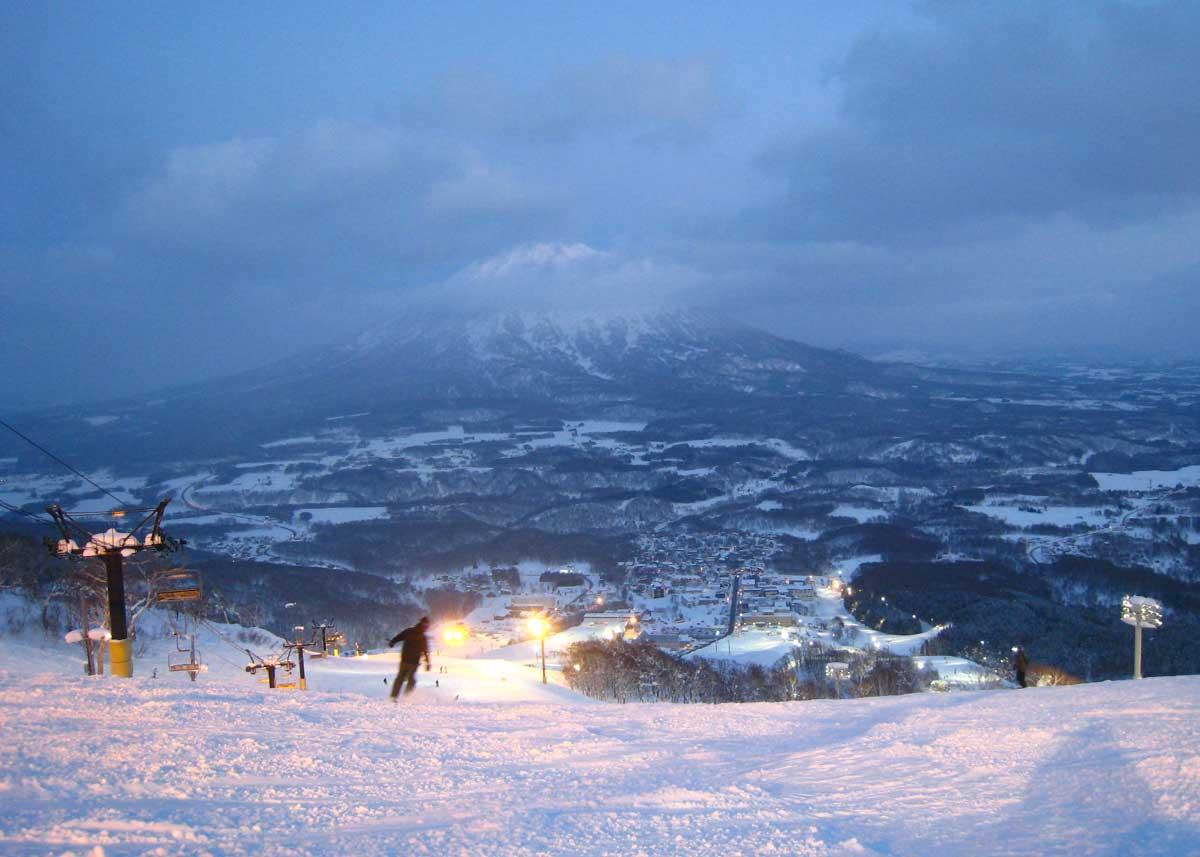 ©  Alice Chen  /  Creative Commons , Niseko Ski Run