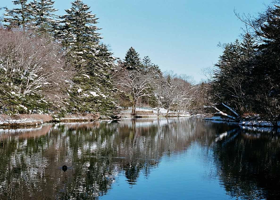 ©  Jun Takeuchi  /  Creative Commons , Karuizawa
