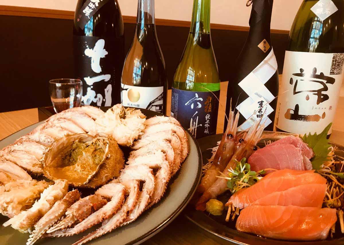 ©  Crab Dining Kanon, Niseko