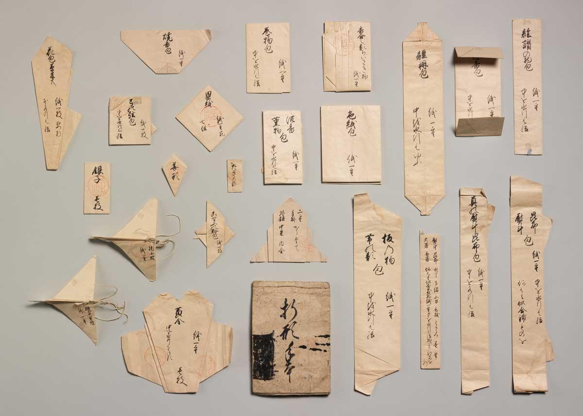 © Paper Folding Models,  The Met Museum