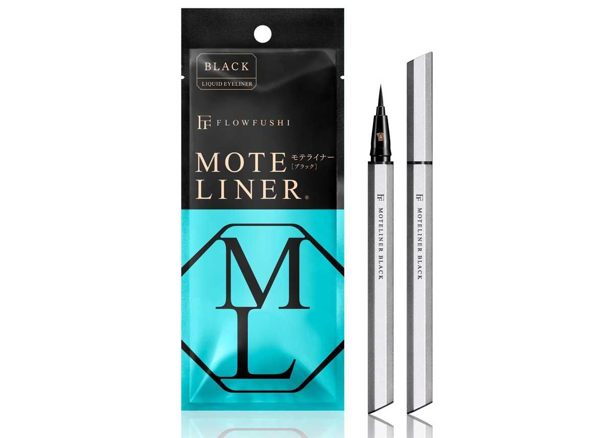Mote Liner Liquid Eyeliner by Flowfushi