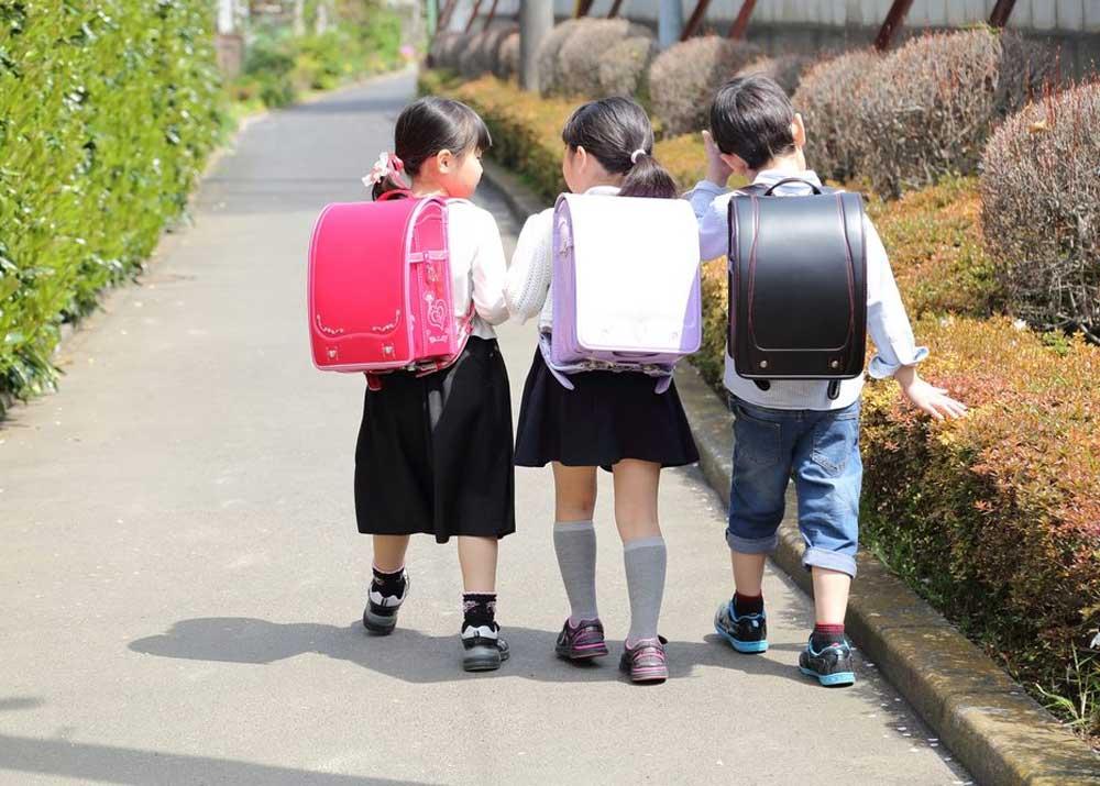 ©  Tsuchiya , Randoseru Japanese School Bags