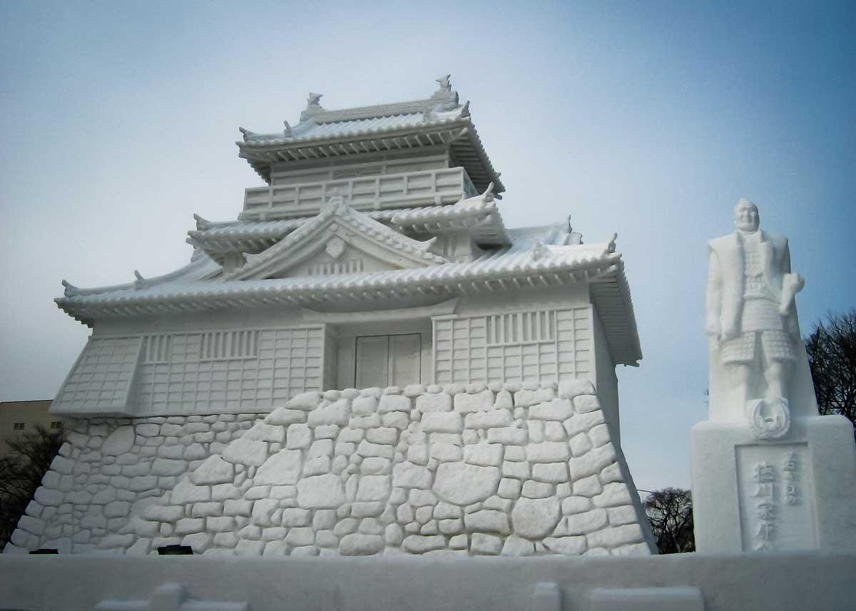 ©  SteFou!  /  Creative Commons , Sapporo Snow Festival