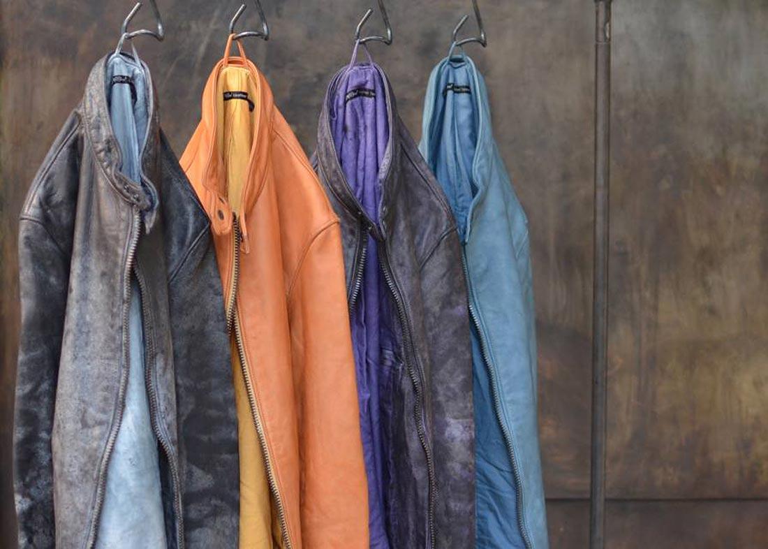 ©  No,No,Yes! , Bespoke Leather Coats