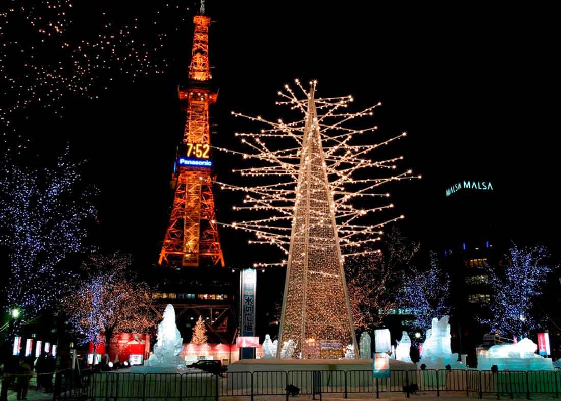 ©  Sapporo Travel , Sapporo Illuminations