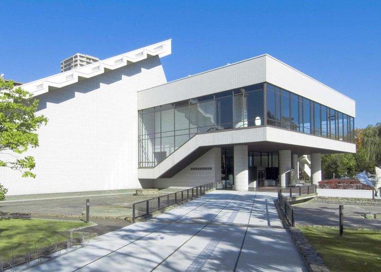 © Sapporo Travel, Museu de Arte Moderna de Hokkaido