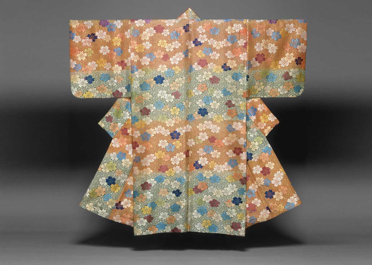 Karaori Noh Costume,  The Met Museum