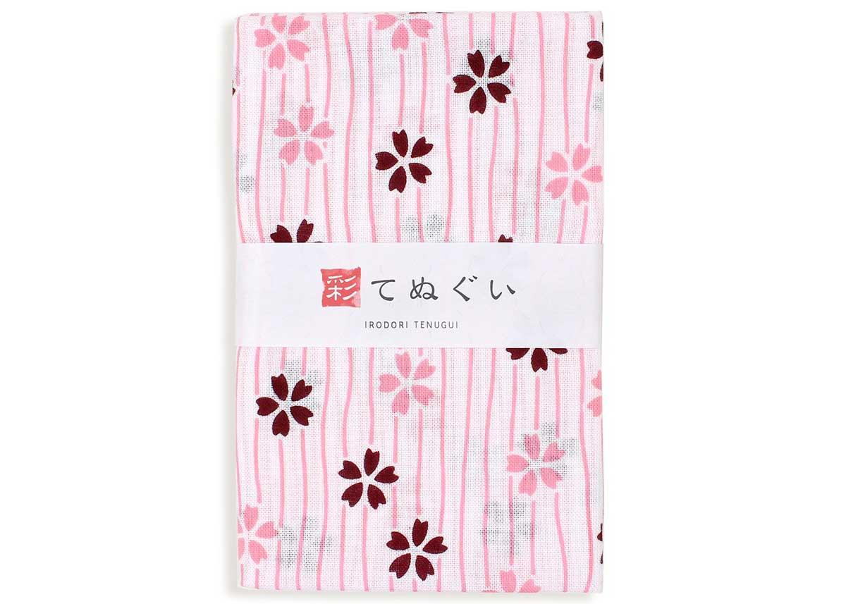 Tenugui Hand Towels by Komesichi
