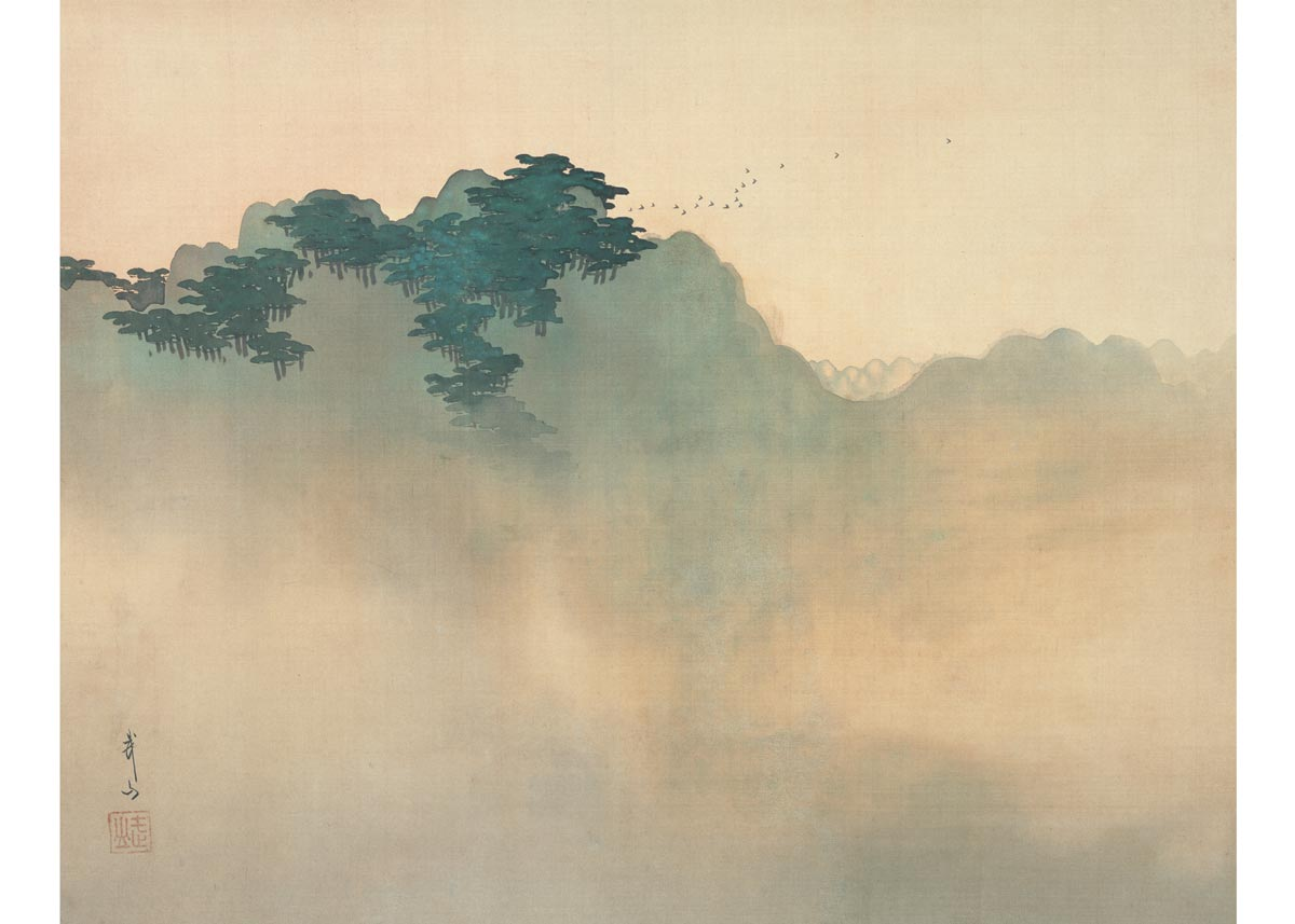 The Secret Hideaway of Japan's Best Nihonga Artists
