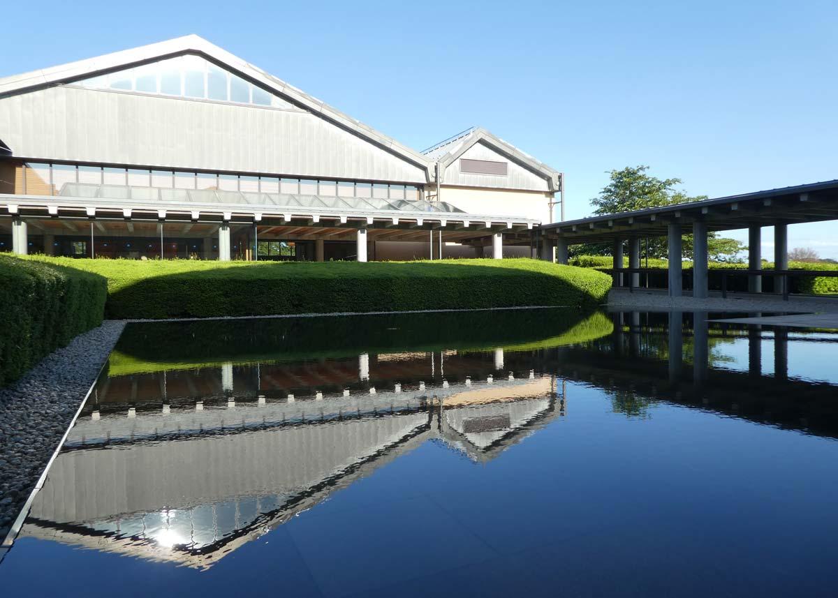 Tenshin Memorial Museum of Art, Ibaraki