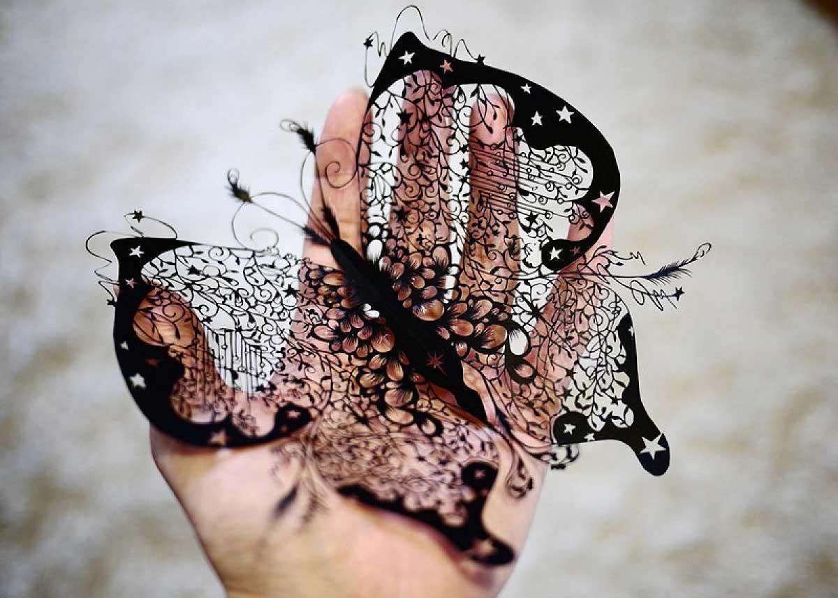 ©  Hina Aoyama , Butterfly