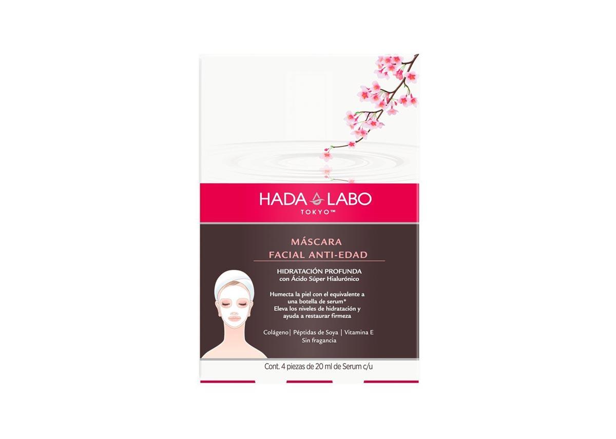 Anti-Aging Facial Sheet Mask by Hada Labo Tokyo