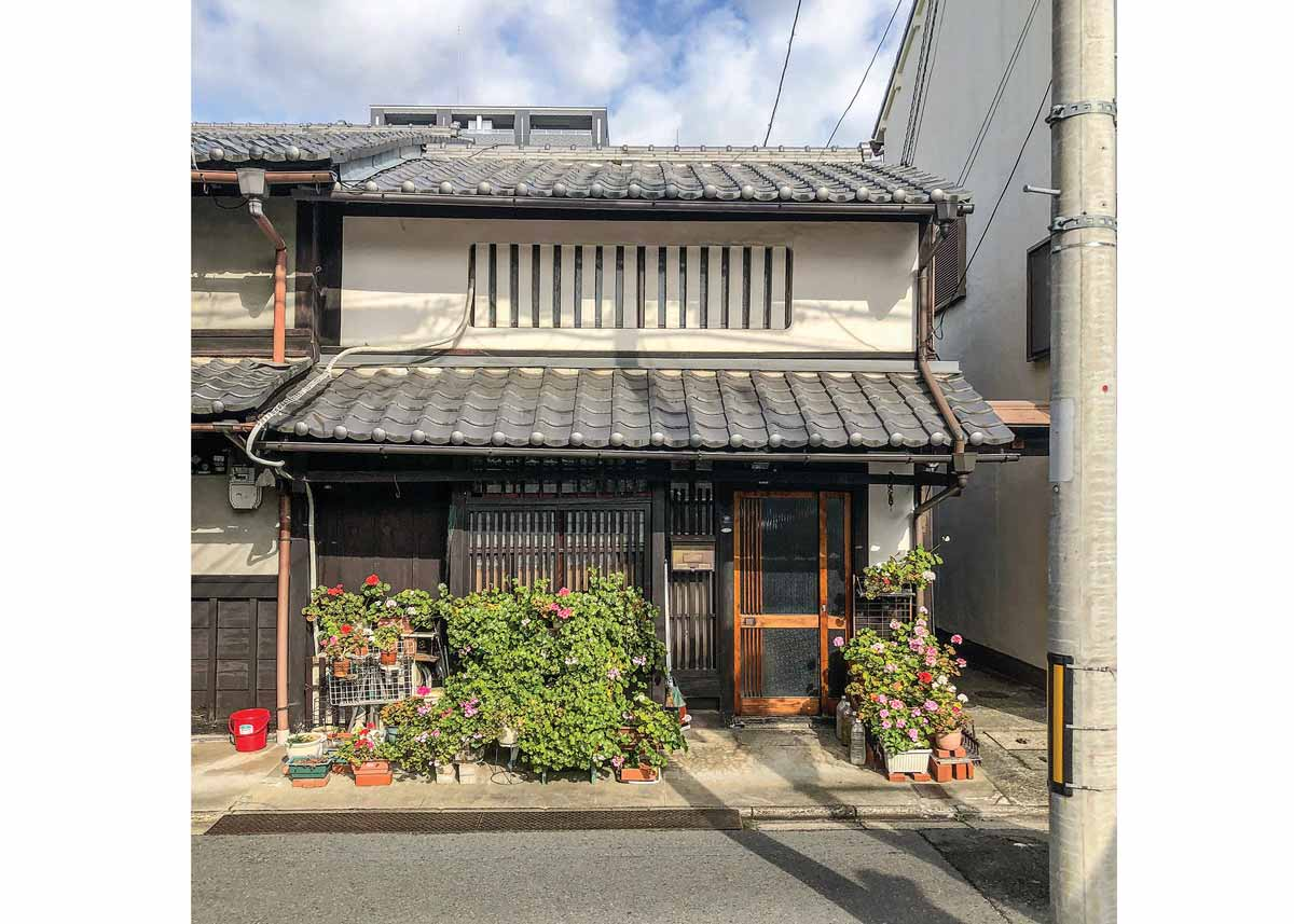 © John Einarsen, Kyoto City Garden