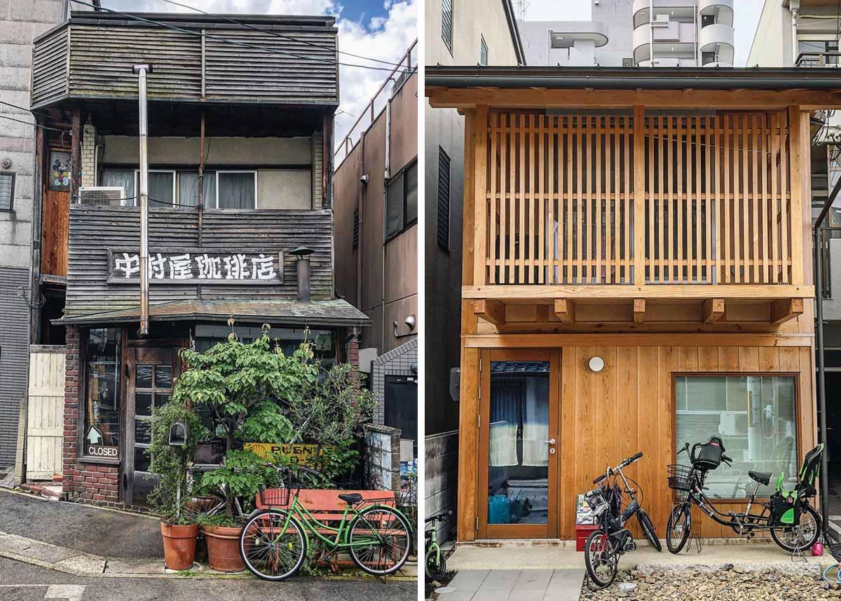 © John Einarsen, Small Buildings of Kyoto: Volume II