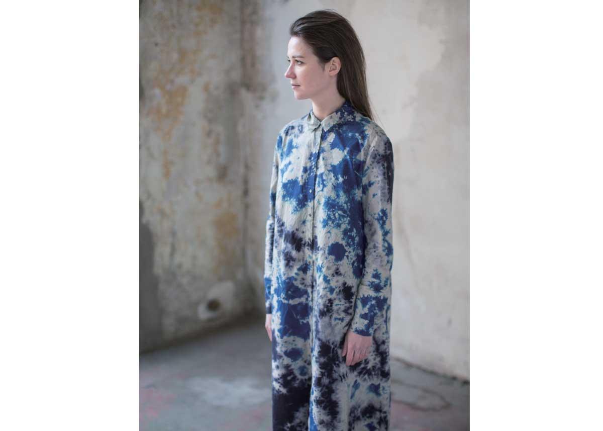 ©  Suzusan , Modern Shibori Fashion