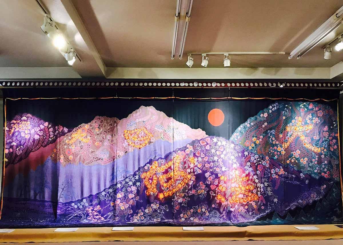 ©  Kyoto Shibori Museum