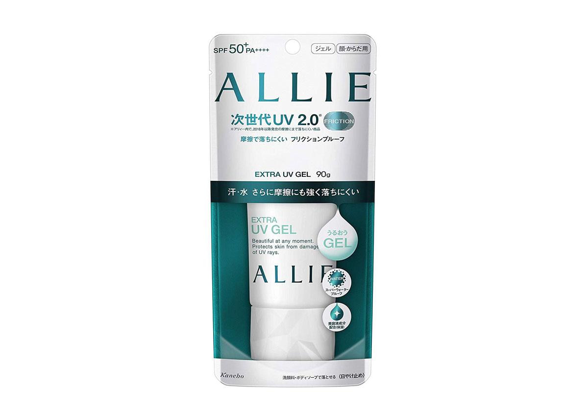 Allie Gel Sunscreen by Kanebo
