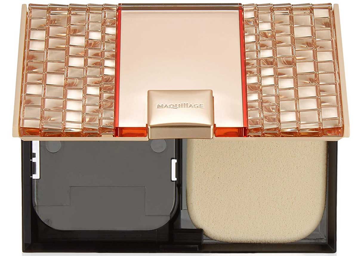 Maquillage Compact Case by Shiseido