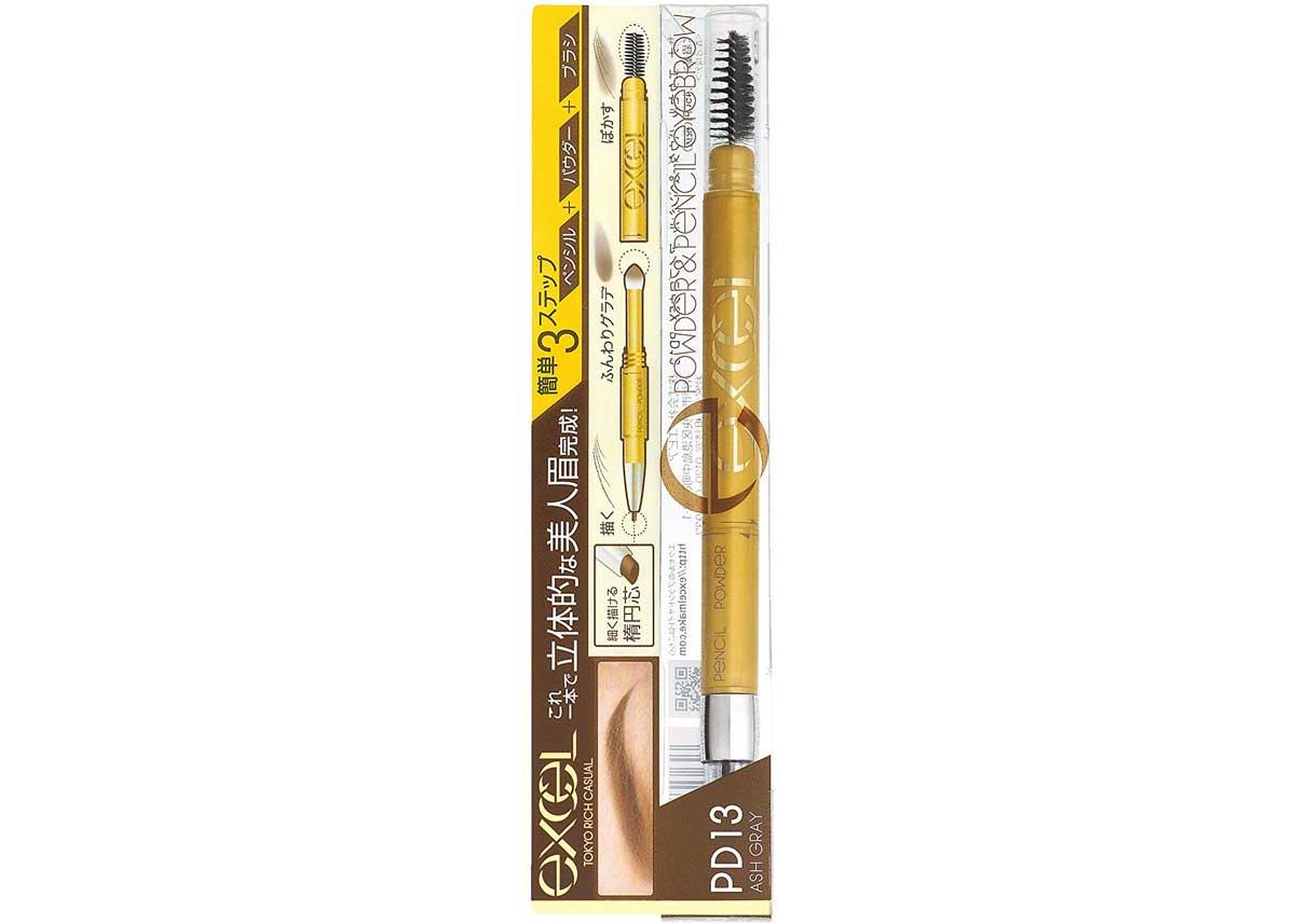 Powder & Pencil Eyebrow by Excel