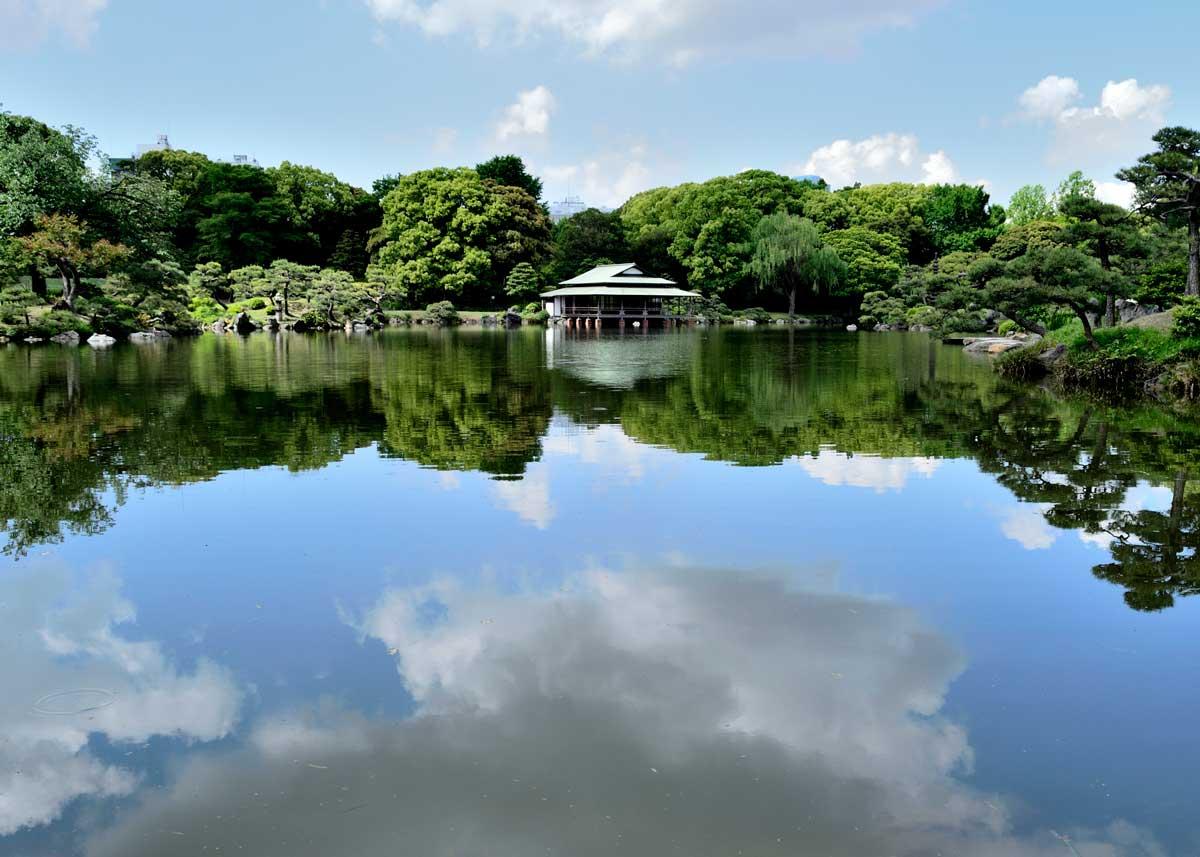 © Kiyosumi Garden, Dai-sensui