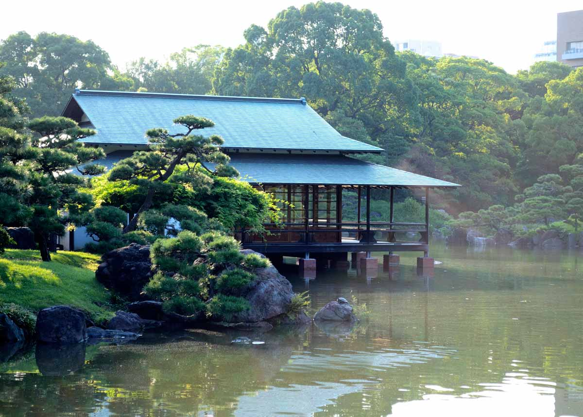 Kiyosumi Garden: Tokyo's Most Beautiful Japanese Garden?