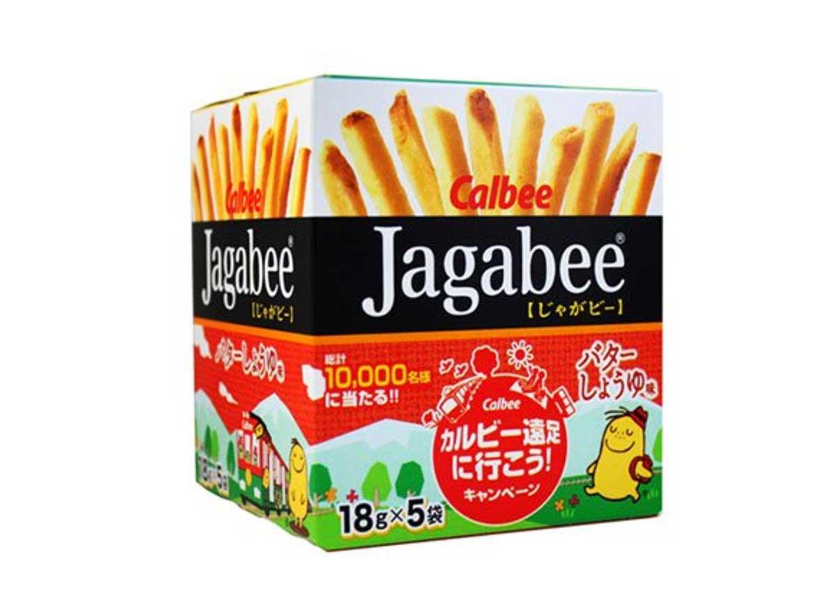 Jagabee Potato Sticks