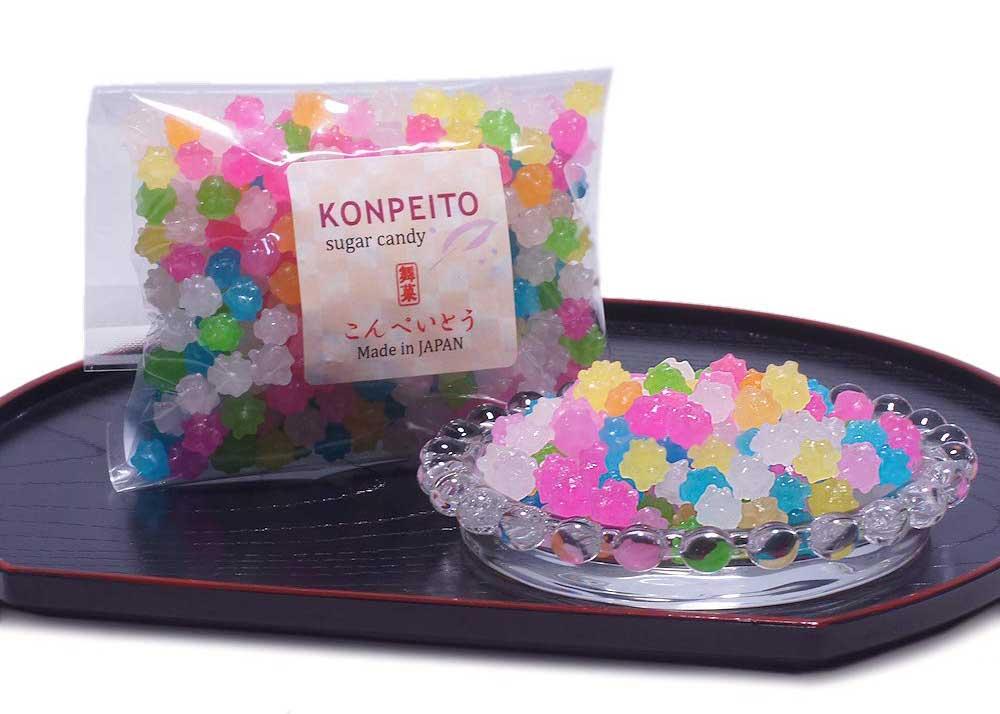 Konpeito Sugar Candy