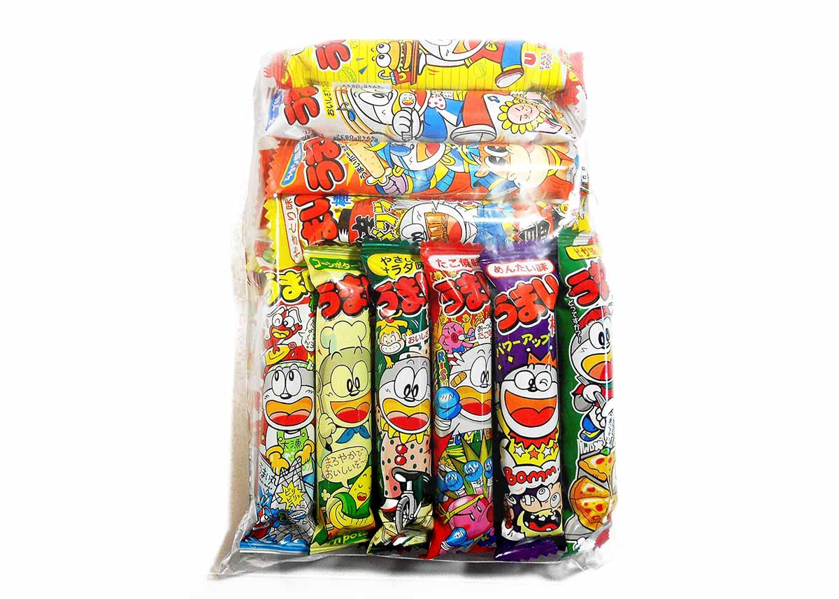 Umaibo Variety Pack