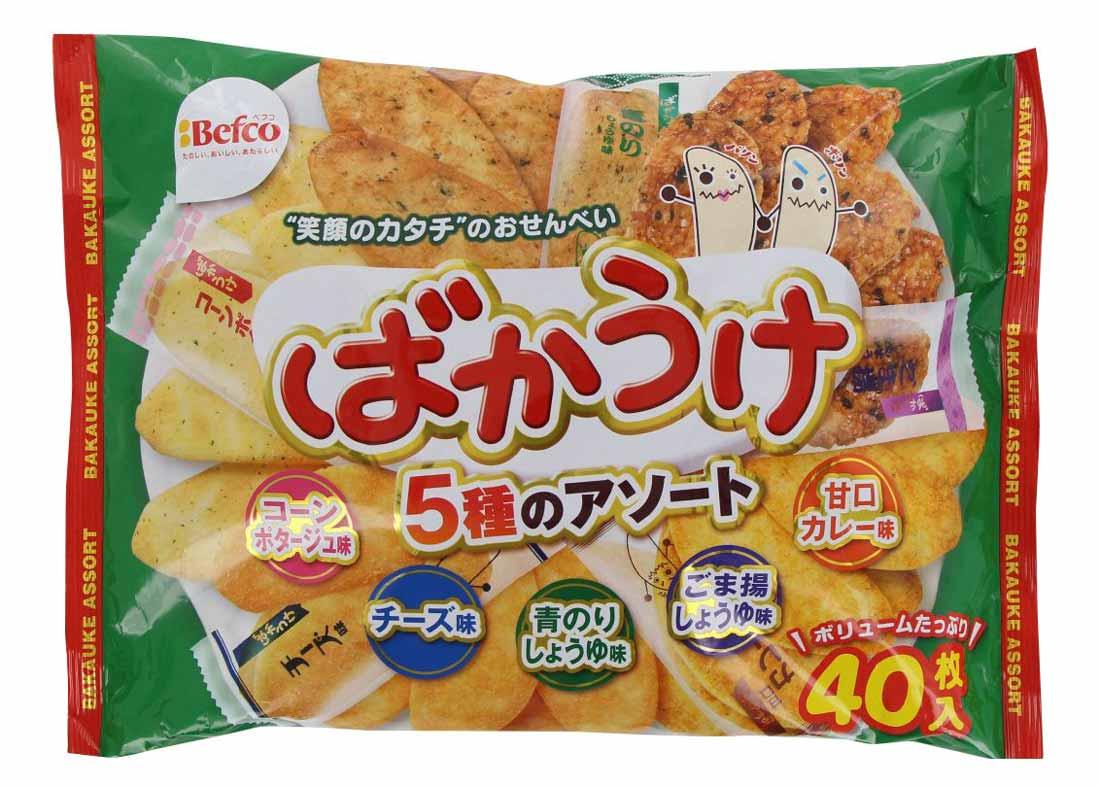 Bakauke Senbei Pack