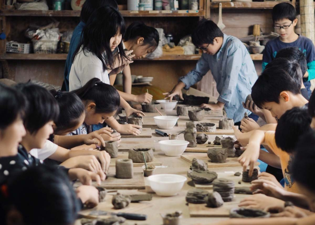 © Mashiko Ceramic Art Club