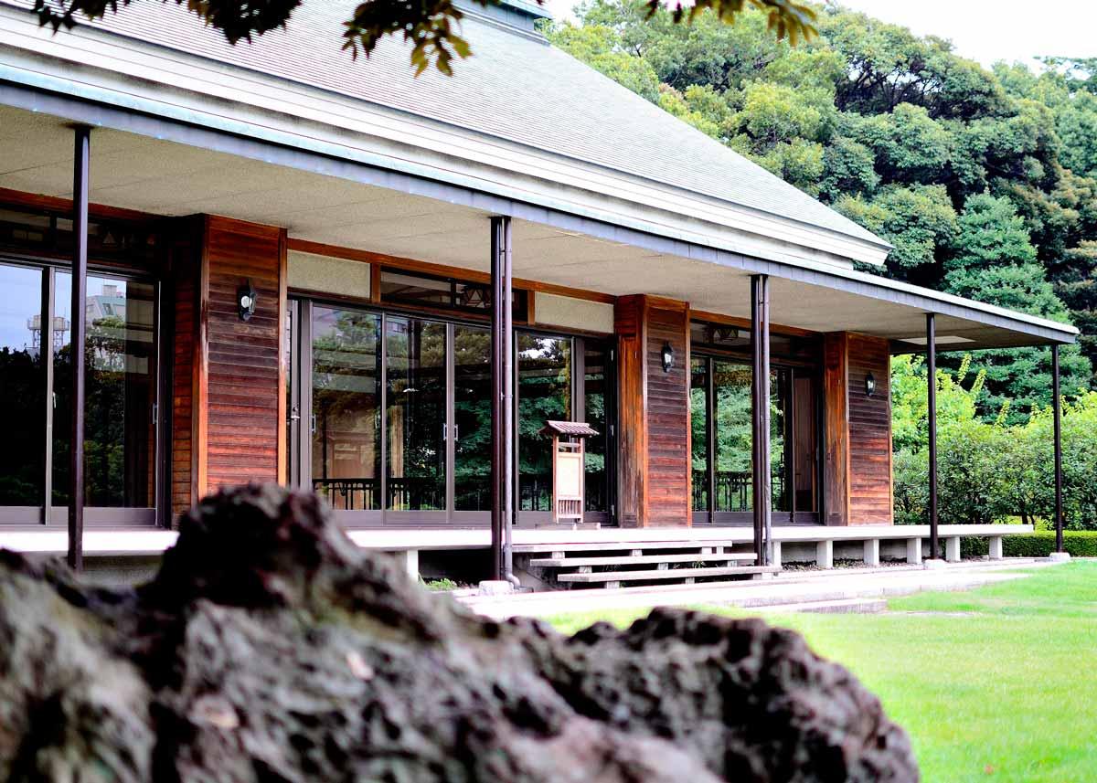 © Kiyosumi Garden, Taisho Memorial Hall