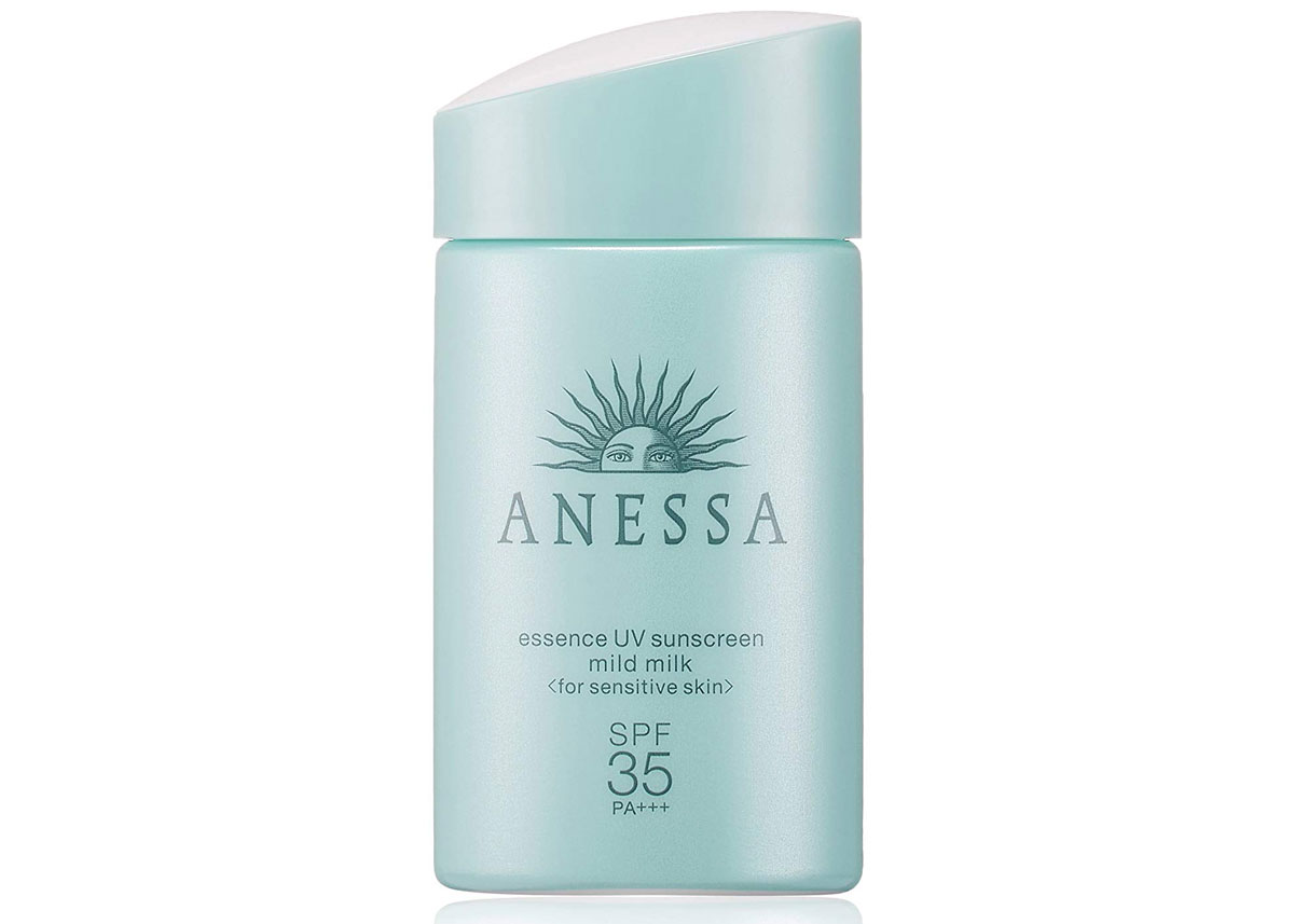 Anessa-Essence UV Sunscreen Mild Milk SPF 35