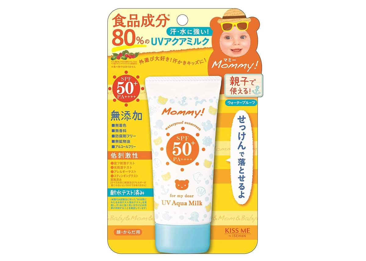 Mommy UV Aqua Milk