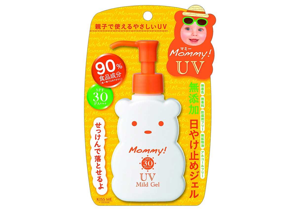 Mommy UV Mild Gel