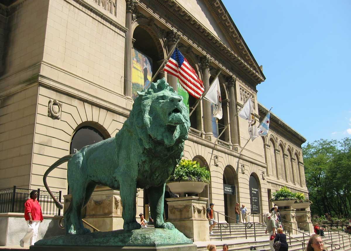 ©  Illinois Tourism , Art Institute Chicago
