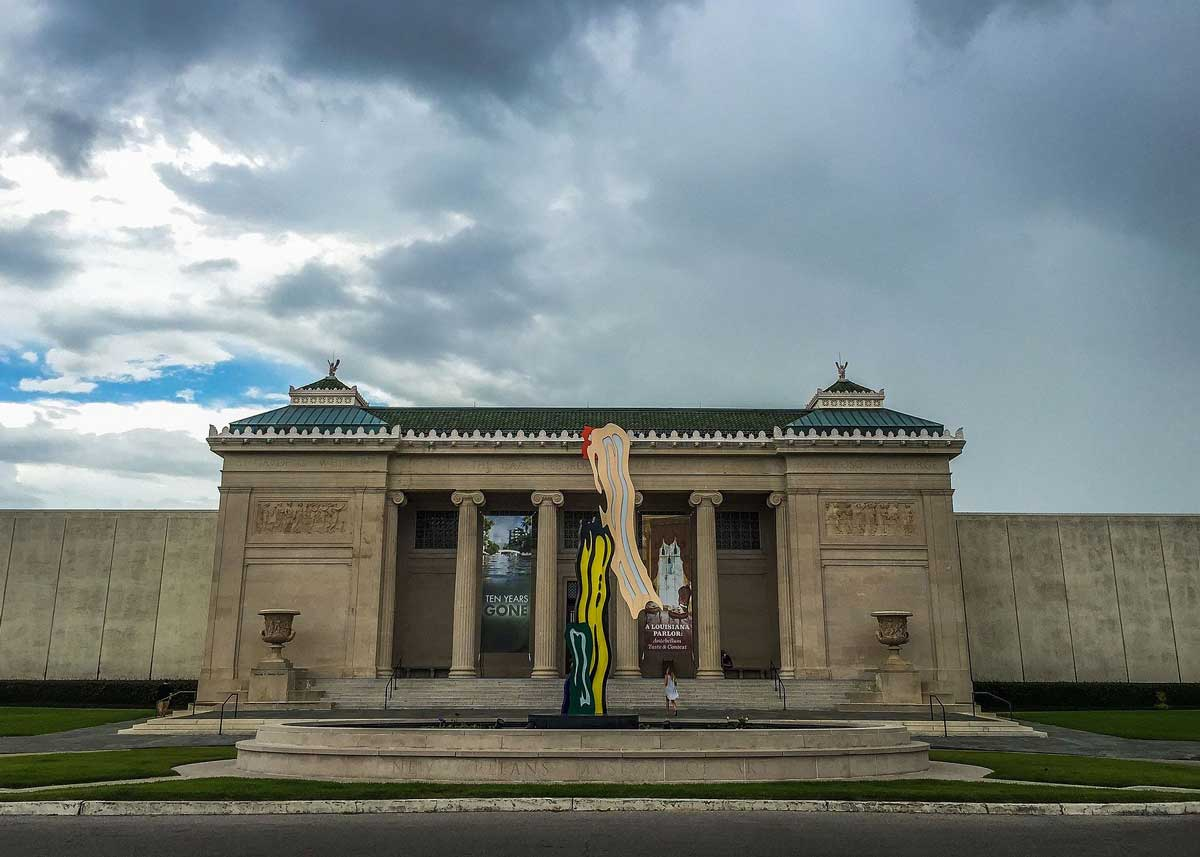 ©  Jslon  /  Creative Commons , New Orleans Museum of Art
