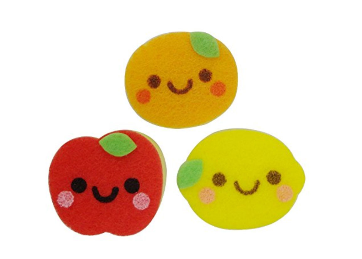 Fruit Sponges