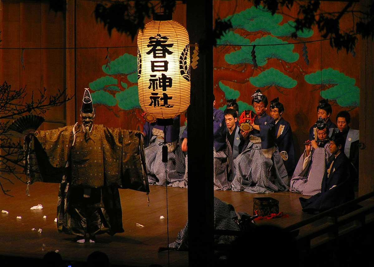 © Kasuga Shrine /  Creative Commons