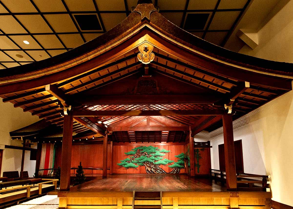 ©  Yamanoto Noh Theater